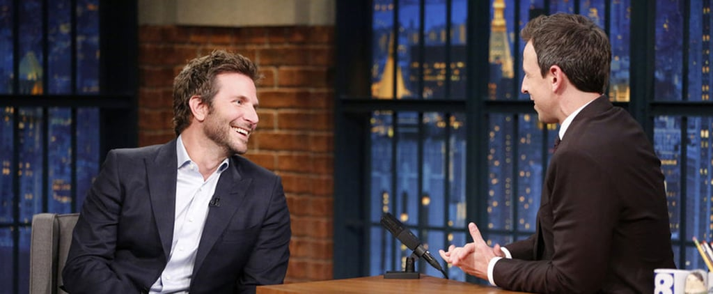 Bradley Cooper Can't Stop Gushing About His Mom and Jennifer Lawrence