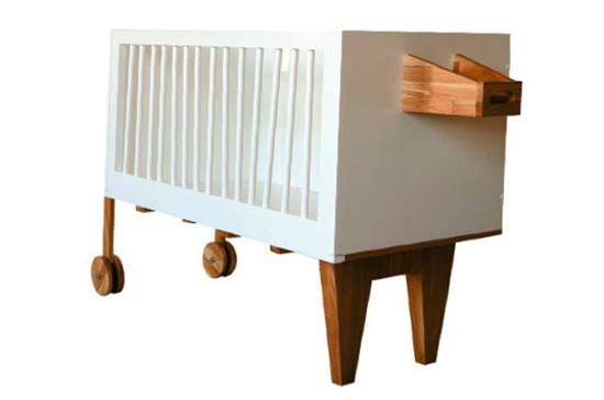 Zebra Crib