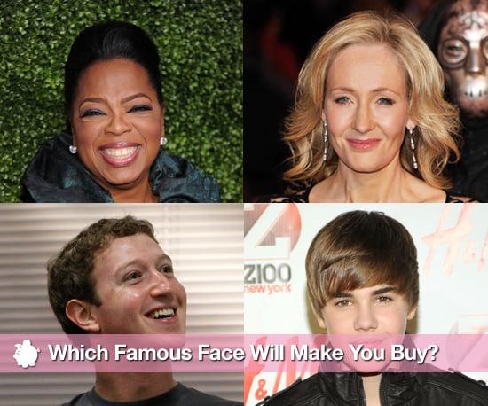Power of Celebrity Endorsements
