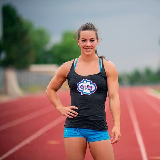 2014 CrossFit Games Winner Camille Leblanc-Bazinet Interview