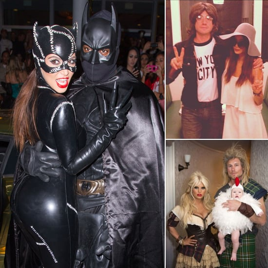 Draw Your Halloween Couples Costume Inspiration From Celebrities