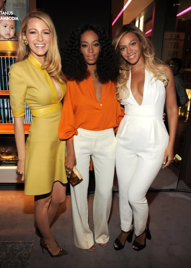 Beyoncé and Blake Lively Coming Together Is Pure Magic