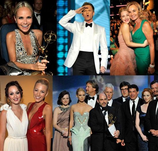 Photos Of The 2009 Primetime Emmy Awards Show, Neil Patrick Harris, Blake Lively, Justin Timberlake, Mad Men, Tina Fey