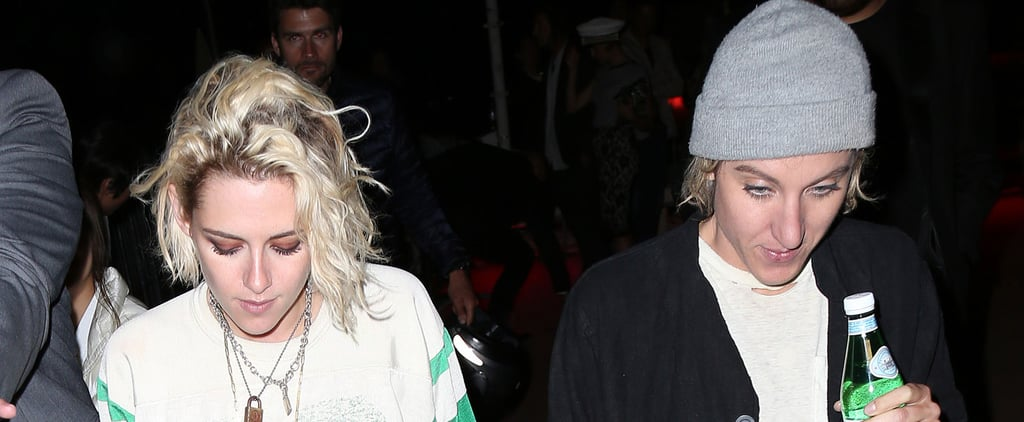 Kristen Stewart Holds Hands With Ex-Girlfriend Alicia Cargile in Cannes