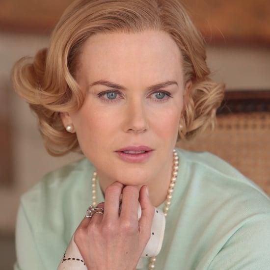 Nicole Kidman's Hair and Makeup in Grace of Monaco Movie
