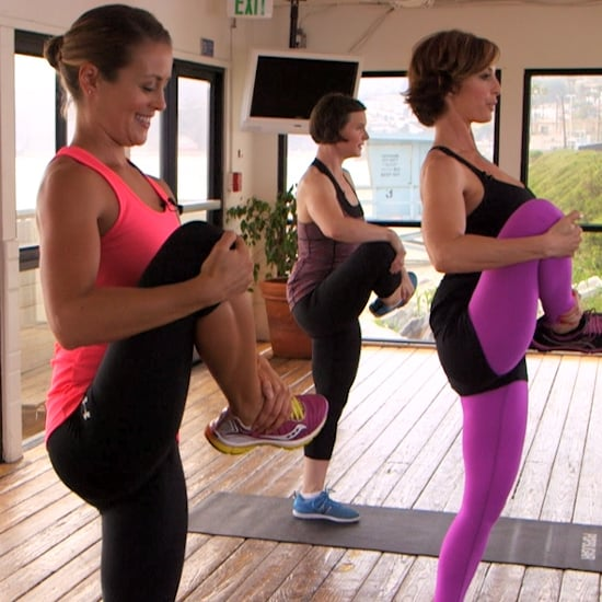 10-Minute Body-Weight Workout