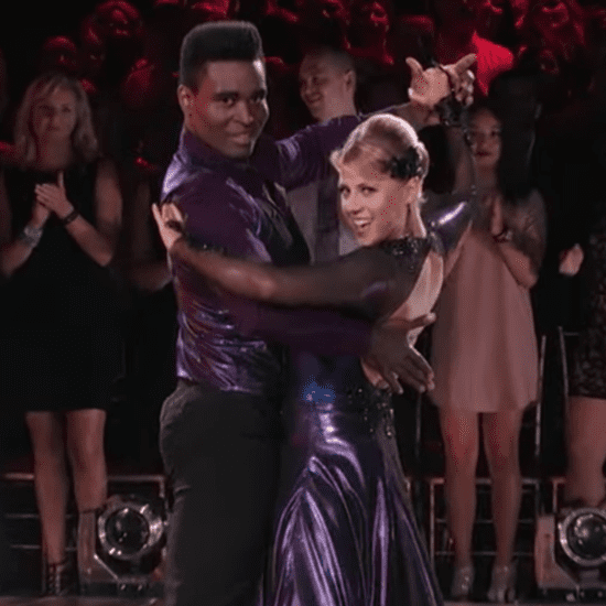 Jodie Sweetin Dancing to Demi Lovato on DWTS