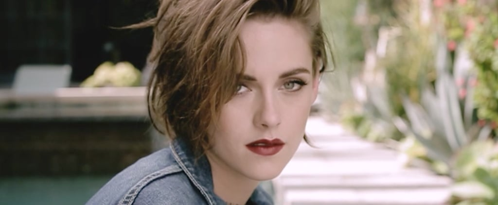 This Clip of Kristen Stewart's Photo Shoot Feels More Like a Dreamy Music Video