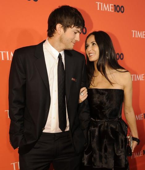 Ashton Kutcher Talks About Having Babies With Demi Moore