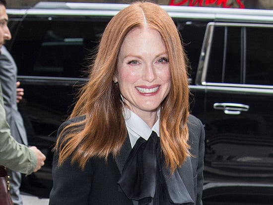 Julianne Moore Says Her Teenagers Live 'Regular' Lives