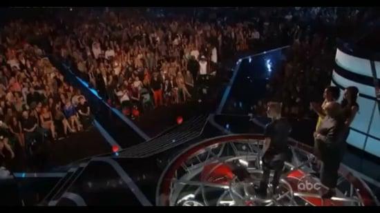 Justin Bieber Booed at the Billboard Awards 2013