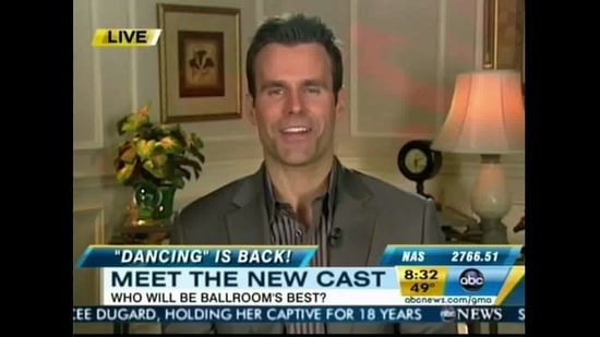 Dancing With the Stars Season 12 Cast Revealed!