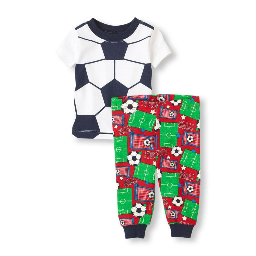 Soccer Pajama Set