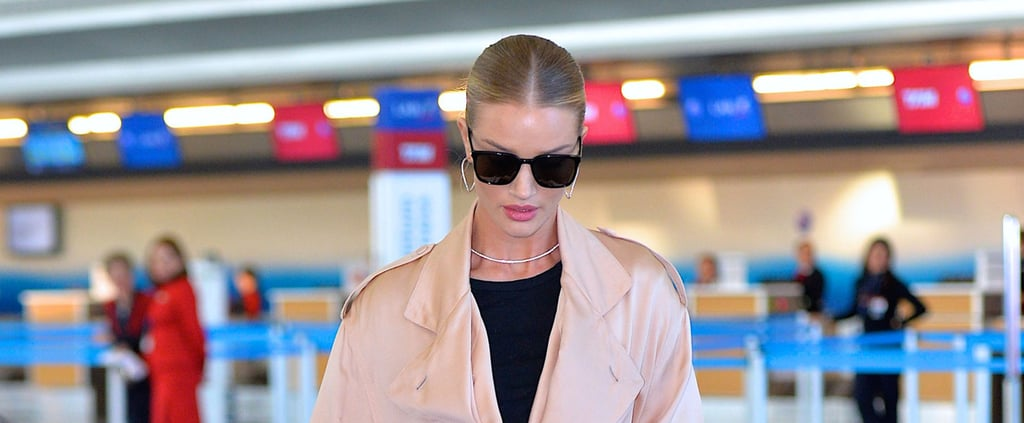 24 Times Rosie Huntington-Whiteley Was the Best Dressed Woman at the Airport