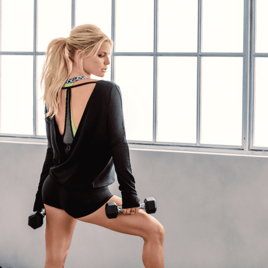 Jessica Simpson Fitness Line | The Warm Up