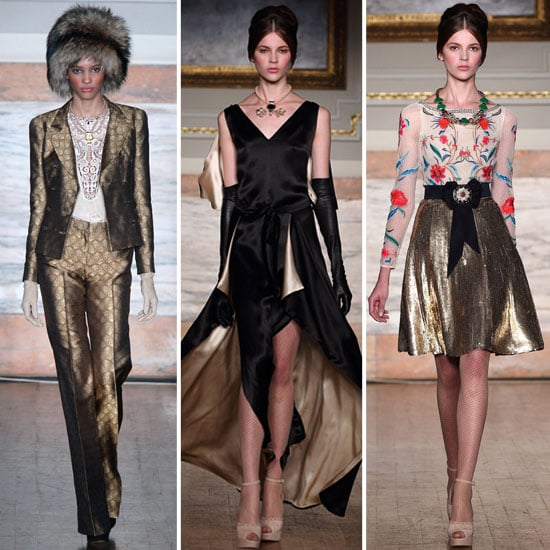 Temperley London Runway Fall 2012