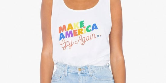 American Apparel Wants To 'Make America Gay Again' With New Line