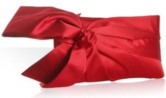The Look For Less: Valentino Satin Bow Clutch