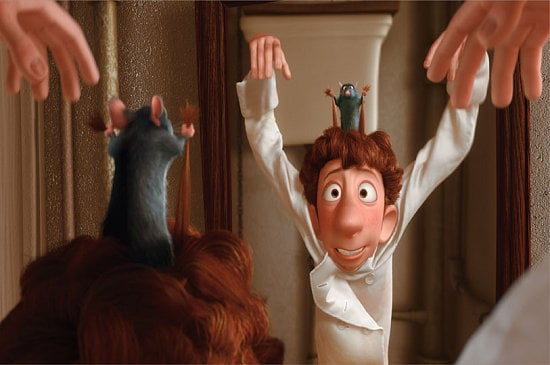 Ratatouille Wins Best Animated Feature Film!