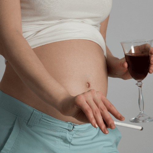 Smoking and Drinking During Pregnancy