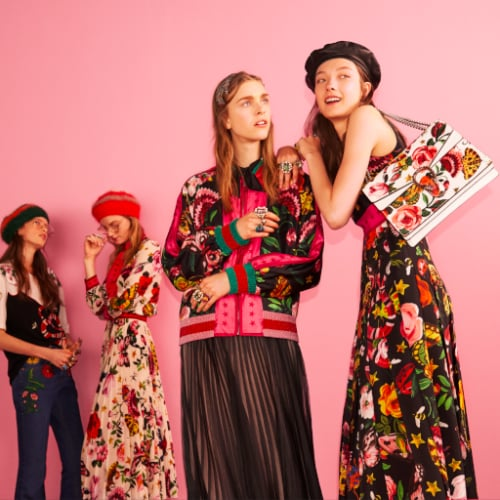Gucci Garden Collection Summer