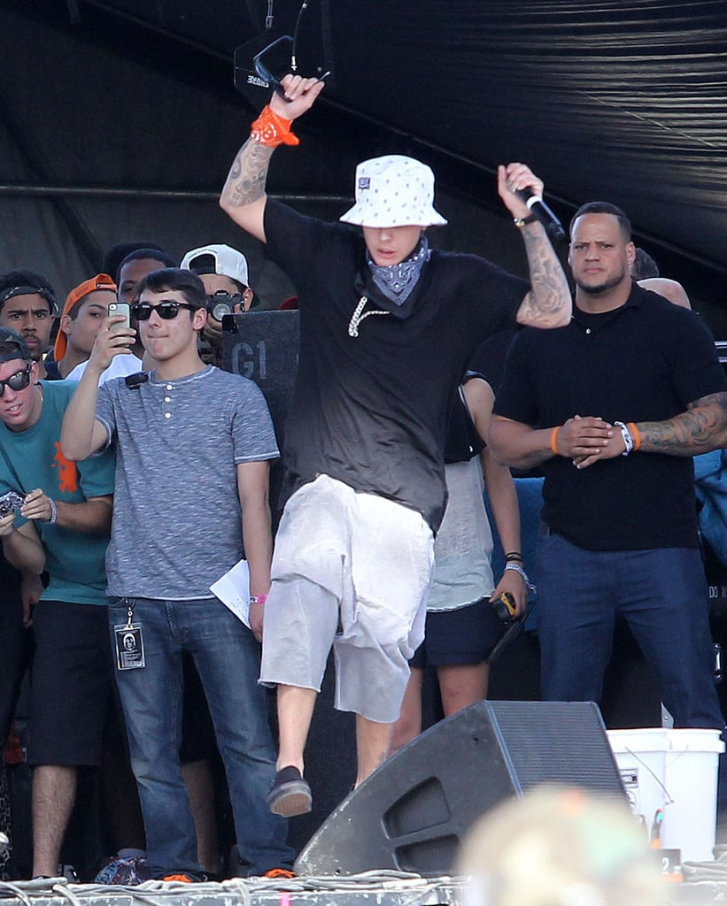 Wait, What Is Justin Bieber Doing at Coachella?