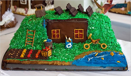 Love It or Hate It? Eco Gingerbread House