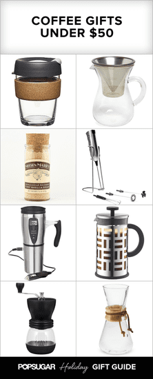 Fresh Gift Ideas For Coffee-Lovers Under $50