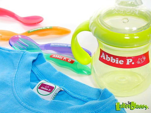 Label Daddy's Clothing Labels (starting at $20)