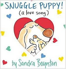 Texts and Tunes: Sandra Boynton