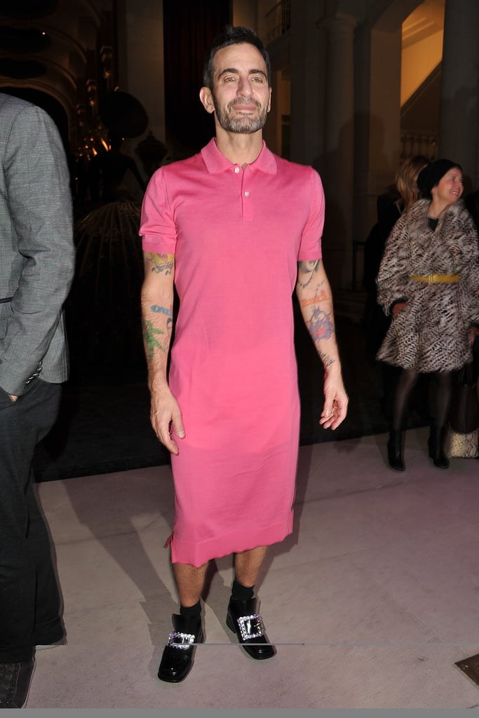 Marc Jacobs Kicks Off His LV Exhibit With a Star-Studded Bash
