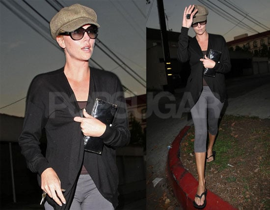 Charlize Theron Is a Messenger of Peace