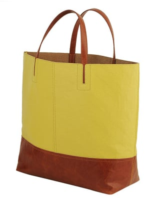 Forever 21 Large Colorblocked Tote ($27)