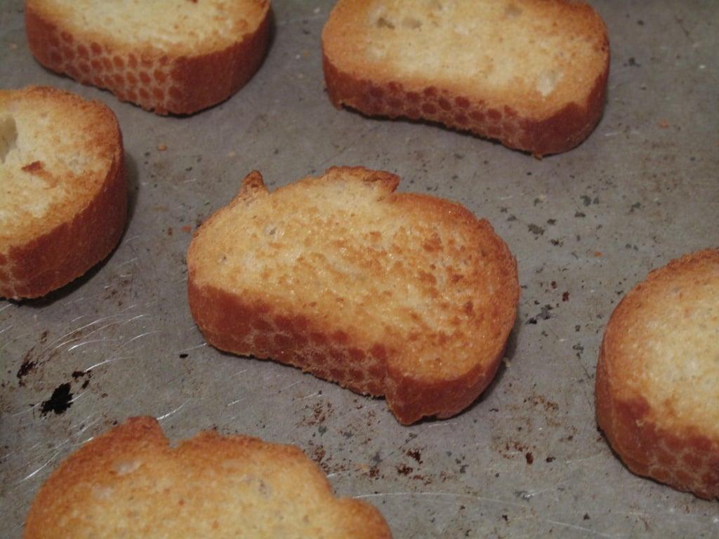Photo Gallery: Pimento Cheese and Bacon Crostini