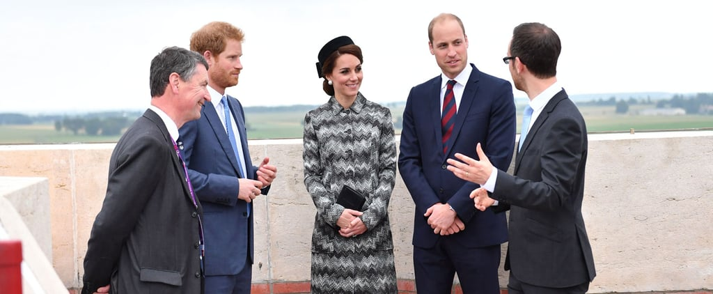 Feast Your Eyes on the Hat That Just Upstaged Kate Middleton's Coat Collection