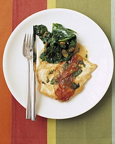 Fast & Easy Dinner: Chicken With Prosciutto and Sage