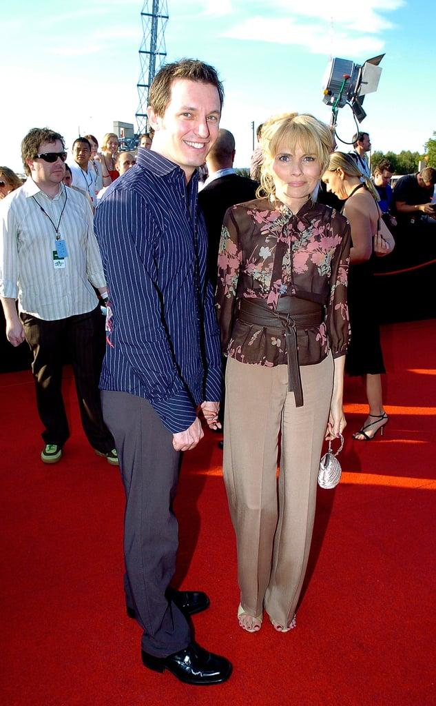 2005: Rove McManus and Belinda Emmett