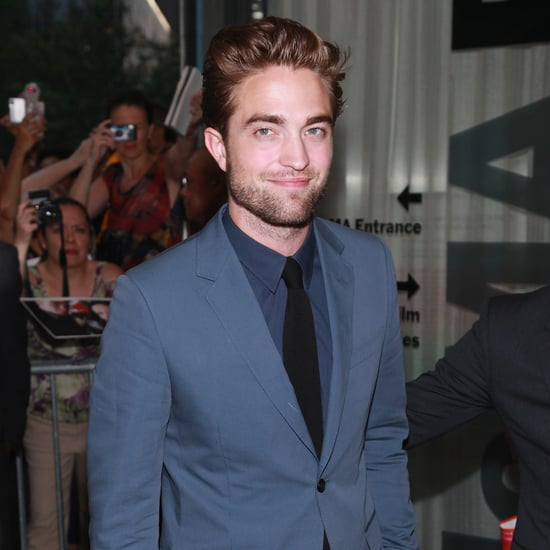 Robert Pattinson NYC Cosmpolis Premiere Pictures