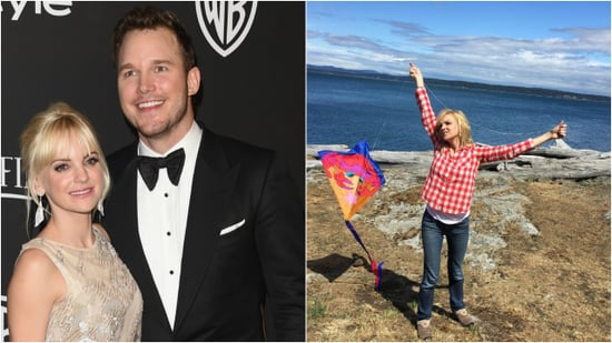 Chris Pratt and Anna Faris Cannot Fly A Kite, Are the Cutest Couple Ever Anyway -- See the Video!