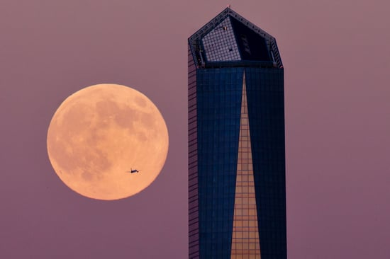 Last Night's Supermoon Was Gorgeous, and There's More to Come
