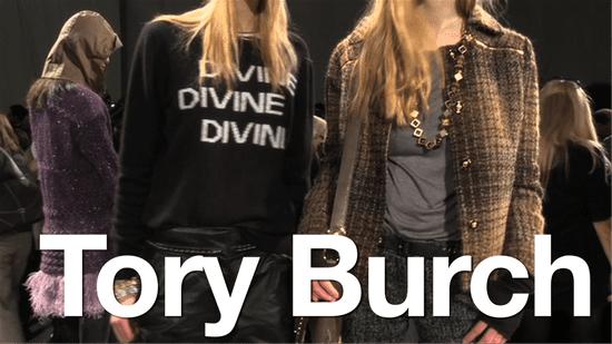Tory Burch at NY Fashion Week What's Fab First Look at Fall 2010 Runway 2010-02-18 15:07:07