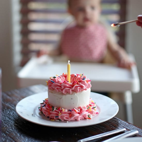 First Birthday Tradition Idea
