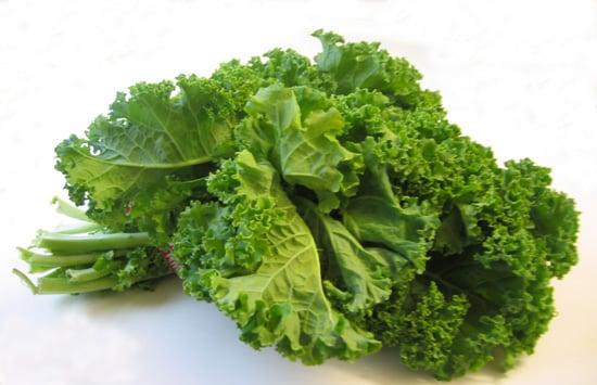 In Season: Kale