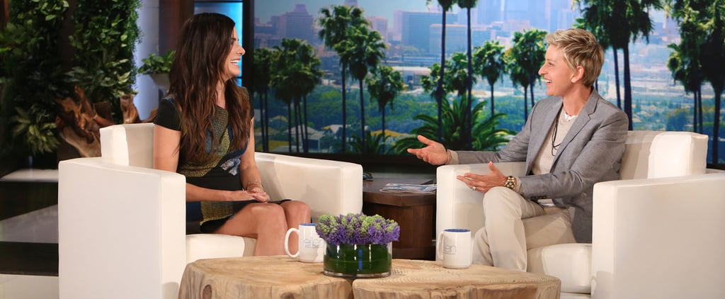 """Sandra Bullock Talks Taking Her 5-Year-Old Son to Mardi Gras: """"If You're Gonna Learn, You're Gonna Learn"""""""