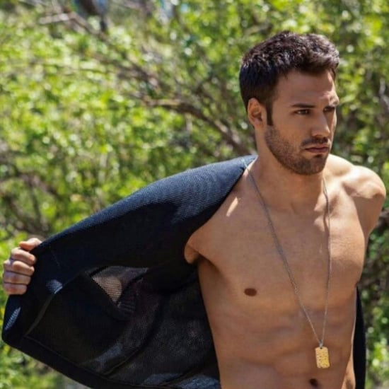 Hot Shirtless Male Celebrities on Instagram