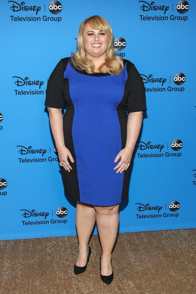 Rebel Wilson was a guest at a Summer TCA Press Tour party.