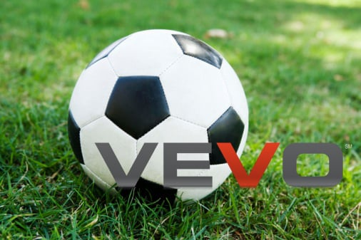 VEVO Will Live Stream World Cup Kick-Off Concert