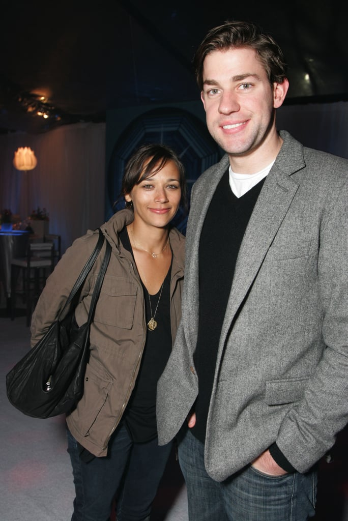 John and Rashida