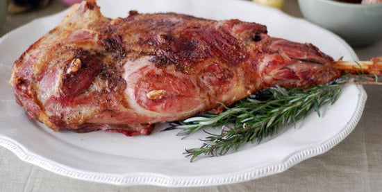 Fresh: Roasted Leg of Lamb