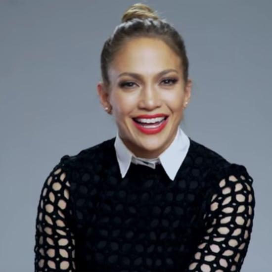 "Jennifer Lopez Recites the Lyrics to ""Baby Got Back"""